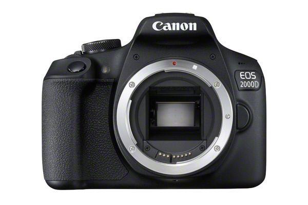 Canon EOS 2000D (Bild: Canon)