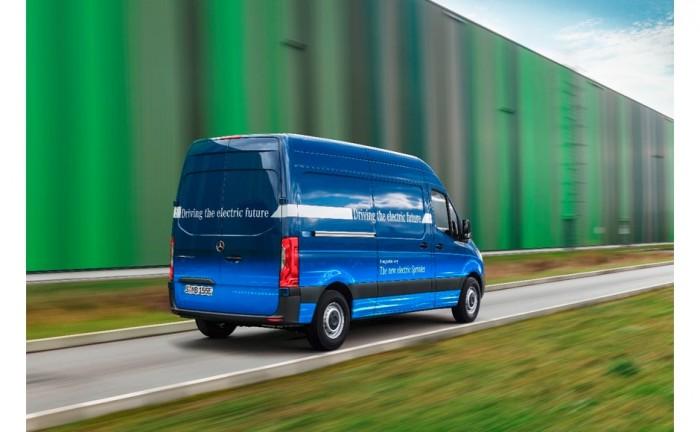E-Sprinter (Bild: Mercedes Benz)