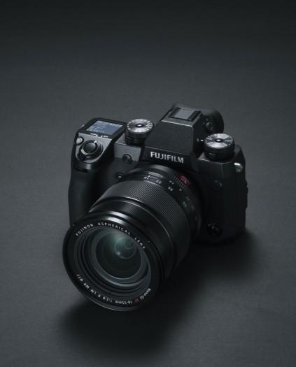 Fujifilm X-H1 (Bild: Fujifilm)
