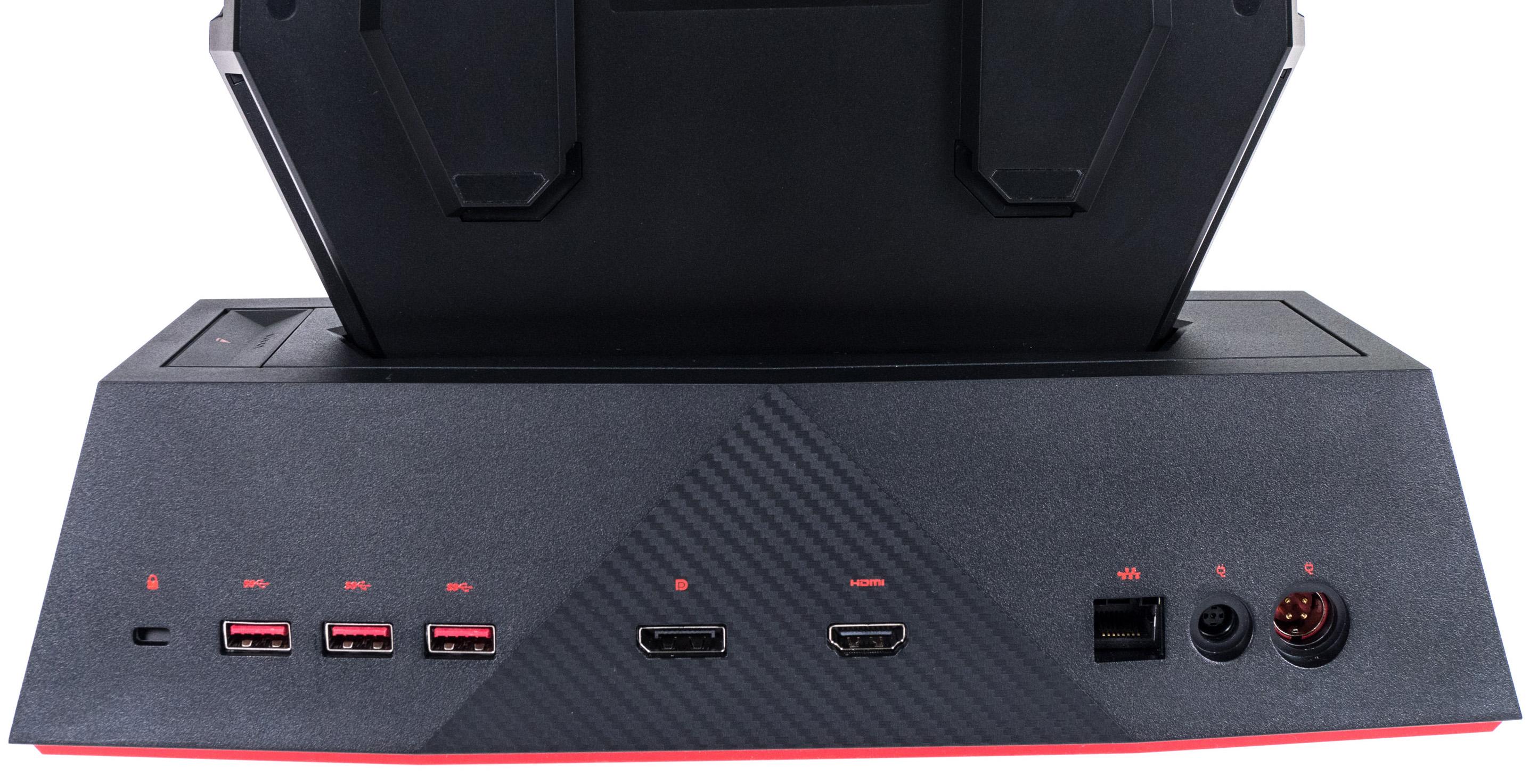 HP Omen X VR im Test: VR auf dem Rücken kann nur teils entzücken -