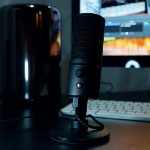 Die Seiren X ist leicht, schnell aufgebaut und bietet eine gute Aufnahmequalität. (Foto: Michael Wieczorek / Golem.de)