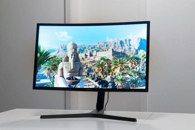 Motion-Blur-Reduktion empfohlen - Samsung C27HG70 im Test