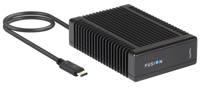 Fusion TB3 PCIe Flash Drive (Bild: Sonnet)