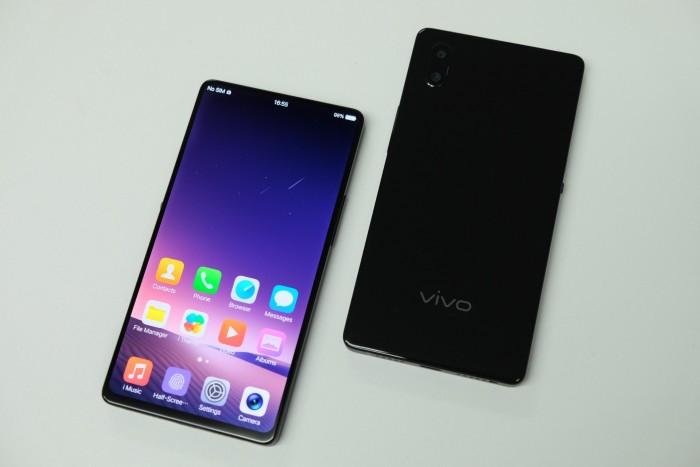 Apex-Smartphone (Bild: Vivo)
