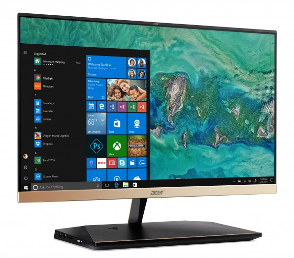 Acer Aspire S24-880: All-in-One ist externer Monitor oder drahtlose ...