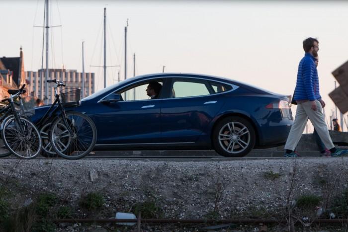 Leise Elektrautos sollen Geräusche abstrahlen, damit sie gehört werden. (Foto: Werner Pluta/Golem.de)