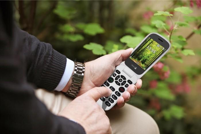 Doro 7060 (Bild: Doro)