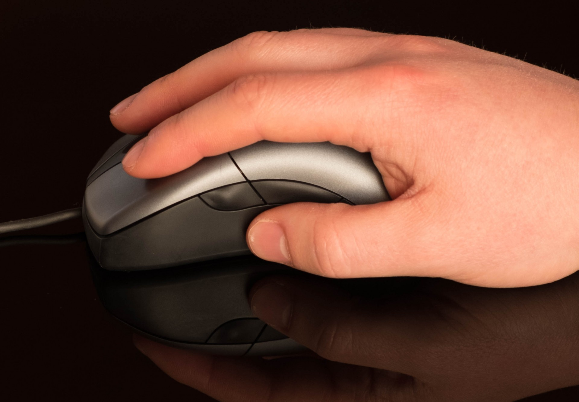 Intellimouse Classic im Test: Microsofts heimliches Bluetrack-Upgrade -