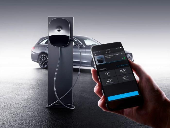 Mercedes setzt auf Diesel-Plugin-Hybride. (Bild: Daimler)