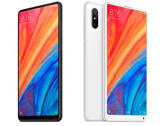Das Xiaomi Mi Mix 2S (Bild: Xiaomi)