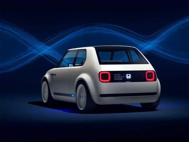Urban EV Concept (Bild: Honda)
