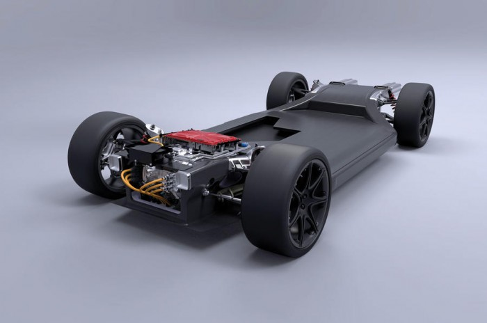 Williams Advanced-Engineering FW-EVX (Bild: Williams Advanced Engineering)