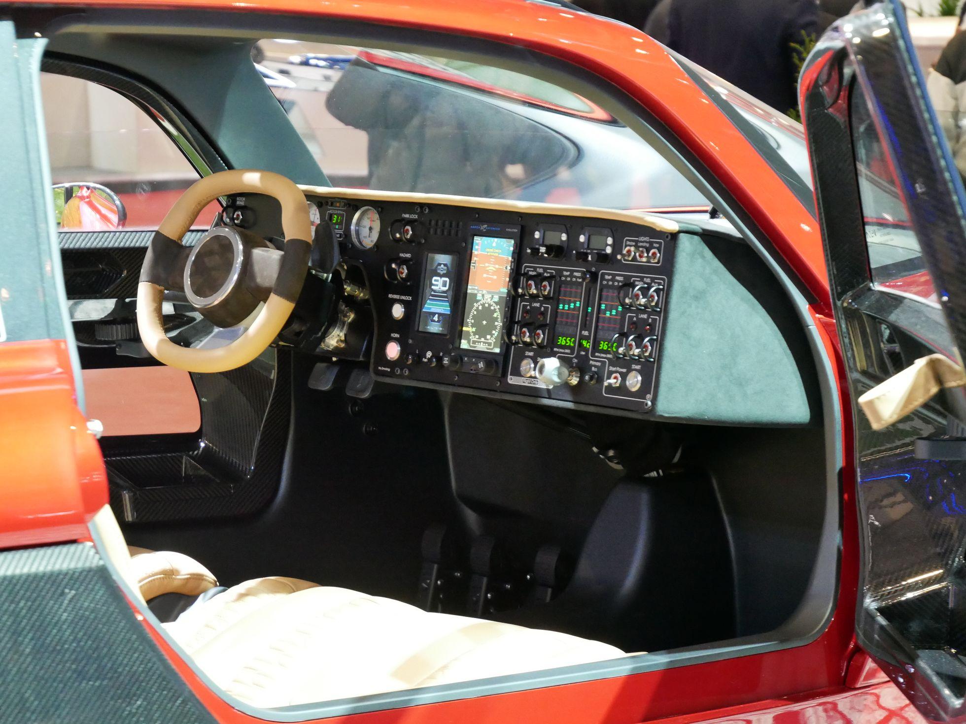 PAL-V: Abheben mit dem Flugauto - Um es zu fliegen, braucht der Fahrer einen Pilotenschein. (Foto: Dirk Kunde)