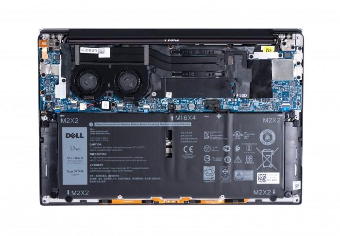Dell XPS 13 [9370] (Bild: Oliver Nickel/Golem.de)