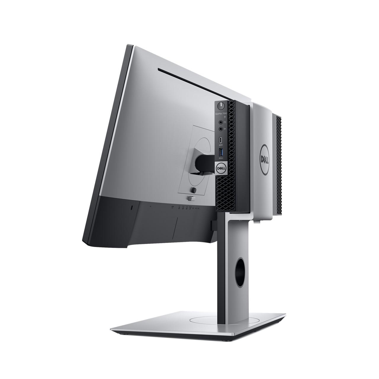 Dell: Neue Optiplex-Systeme in drei Größen und mit Dual-GPUs - Optiplex 7060 Micro (Bild: Dell)