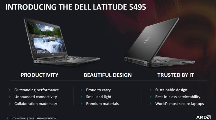 Dells Latitude bietet viele Schnittstellen. (Bild: Dell)