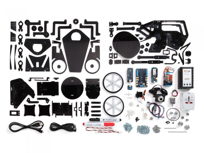 Arduino Engineering Kit (Bild: Arduino)