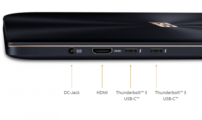 Asus Zenbook Pro UX550GD (Bild: Asus)