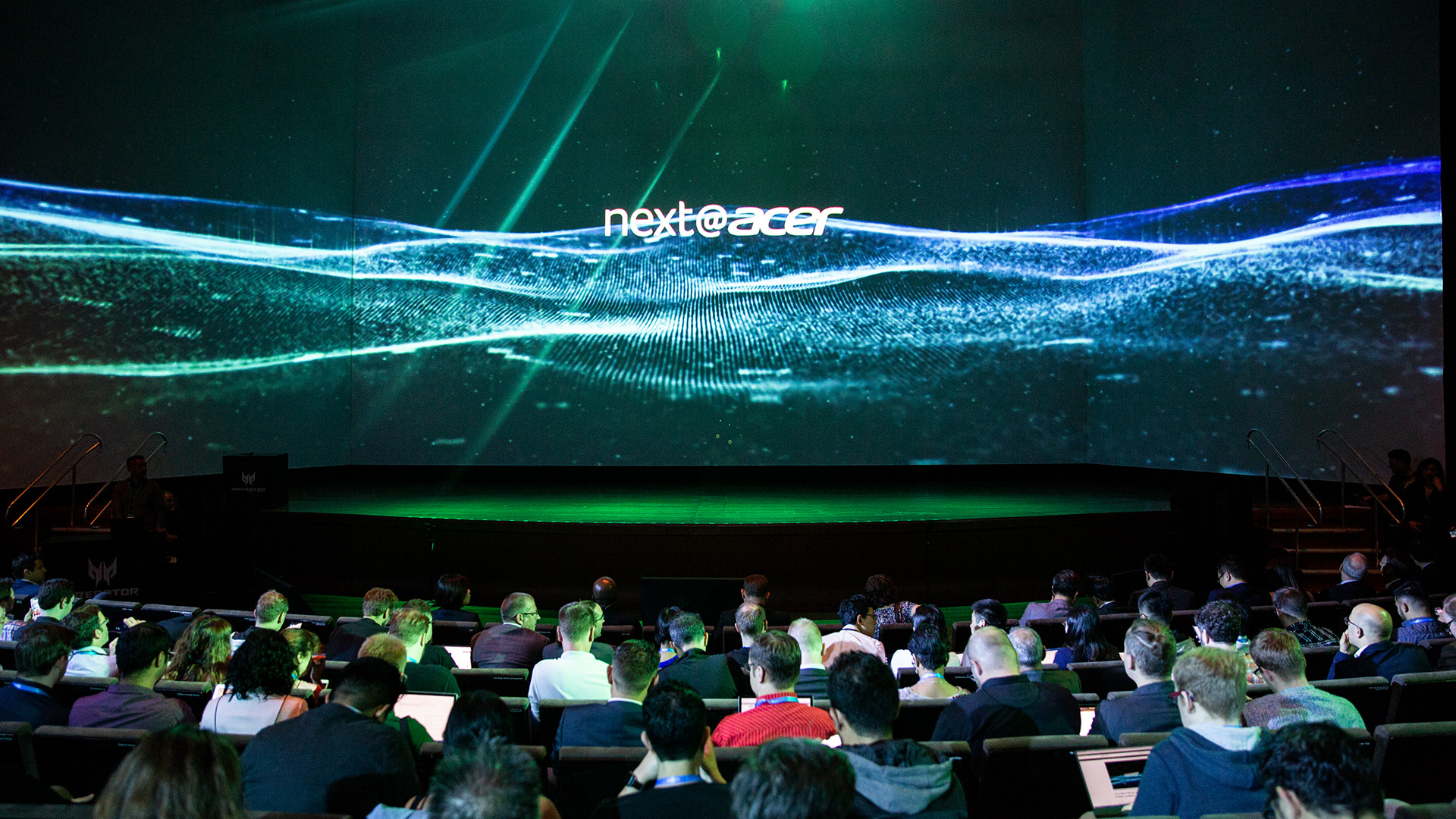 Acer-Portfolio 2018: Nitro-Gaming-PCs mit Ryzen und viele neue Notebooks -