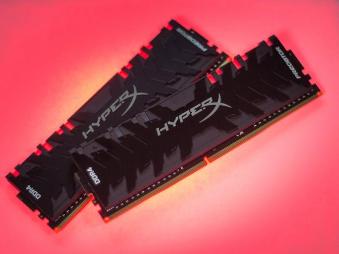 Kingstons HyperX Predator DDR4 RGB (Bild: Martin Wolf/Golem.de)