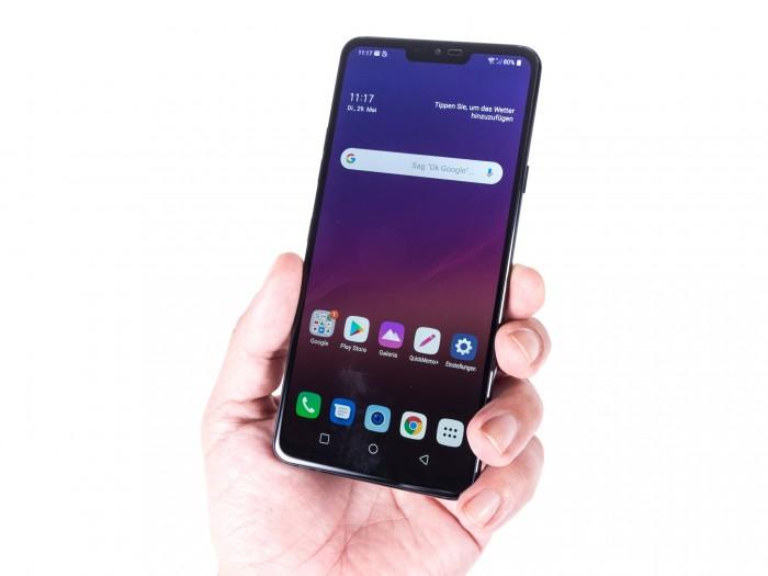 LG G7 Thinq im Test: LGs spätes Top-Smartphone - Golem de