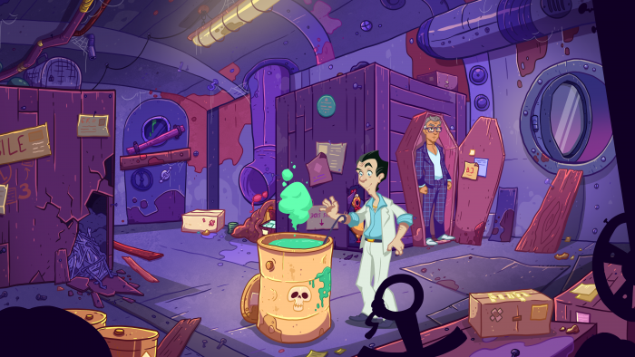 Leisure Suit Larry - Wet Dreams Don't Dry (Bild: Assemble Entertainment)