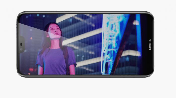 Nokia 6X (Bild: HMD Global)
