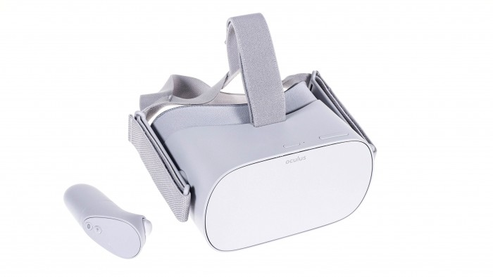 Oculus Go (Bild: Martin Wolf/Golem.de)