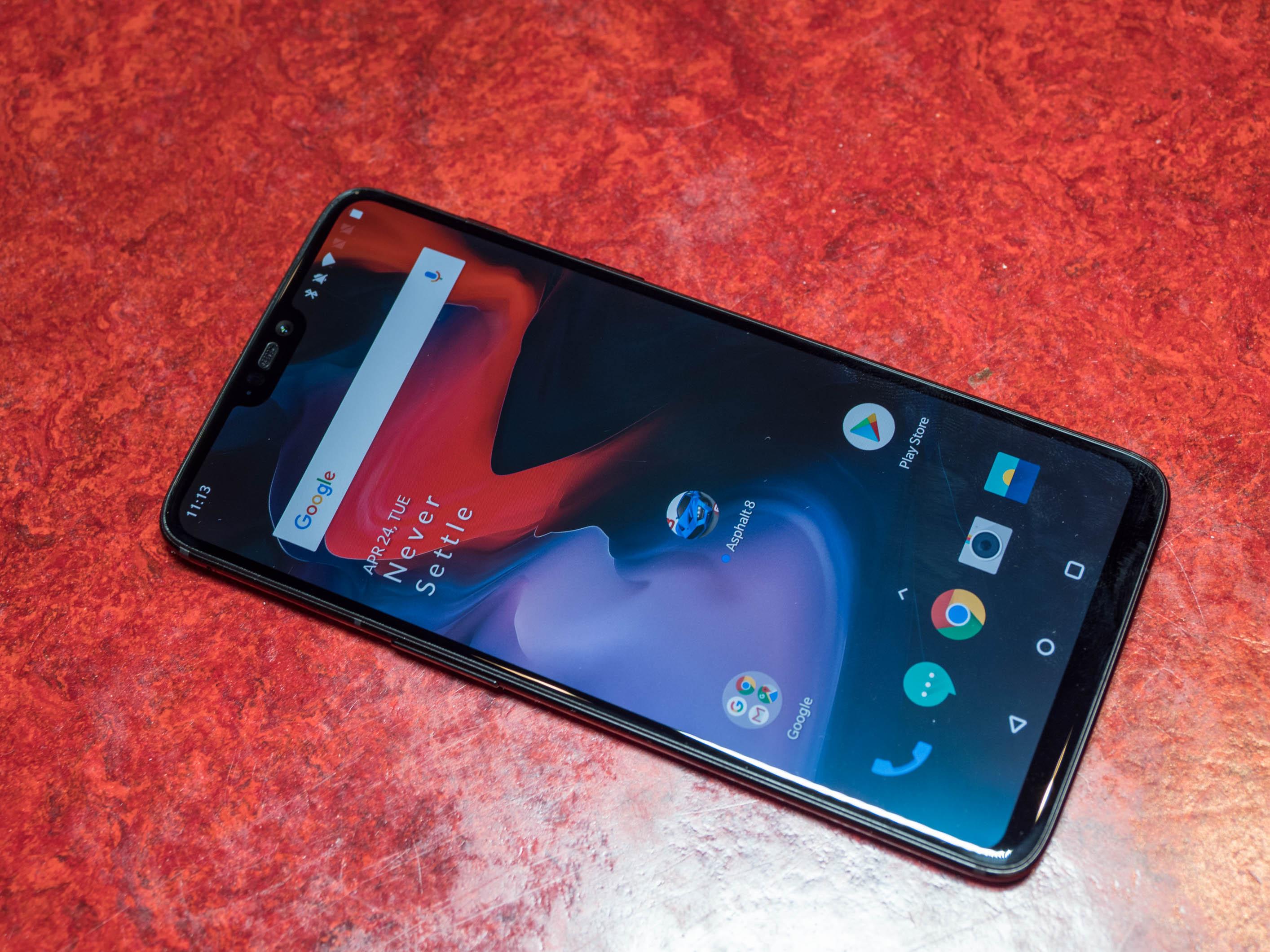 Android-Smartphone: Neues Oneplus 6 kostet ab 520 Euro -
