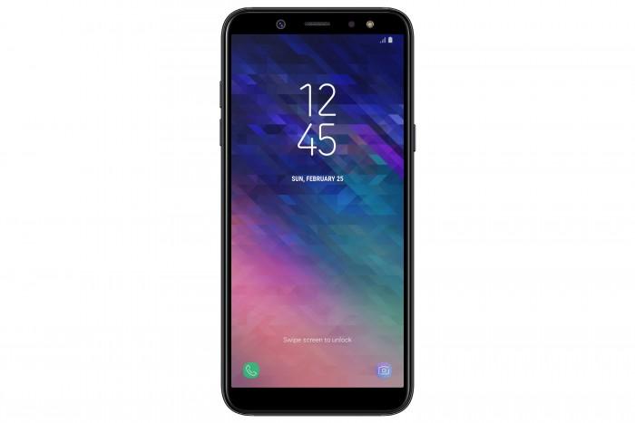 Das neue Galaxy A6 von Samsung (Bild: Samsung)