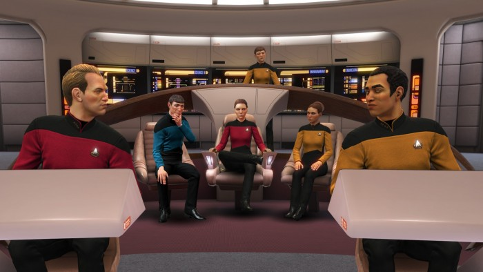 Star Trek - Bridge Crew: The Next Generation (Bild: Ubisoft)