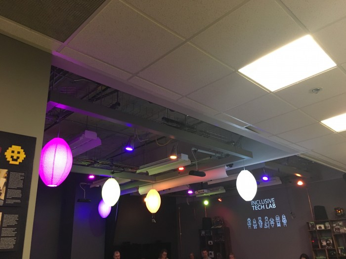 Microsofts Inclusive Design Lab auf dem Campus in Redmond ... (Foto: Andreas Sebayang/Golem.de)