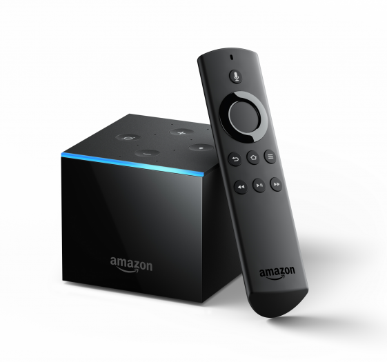 Fire TV Cube (Bild: Amazon)