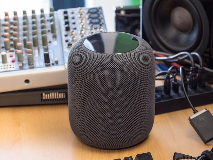 Apples Homepod (Bild: Martin Wolf/Golem.de)