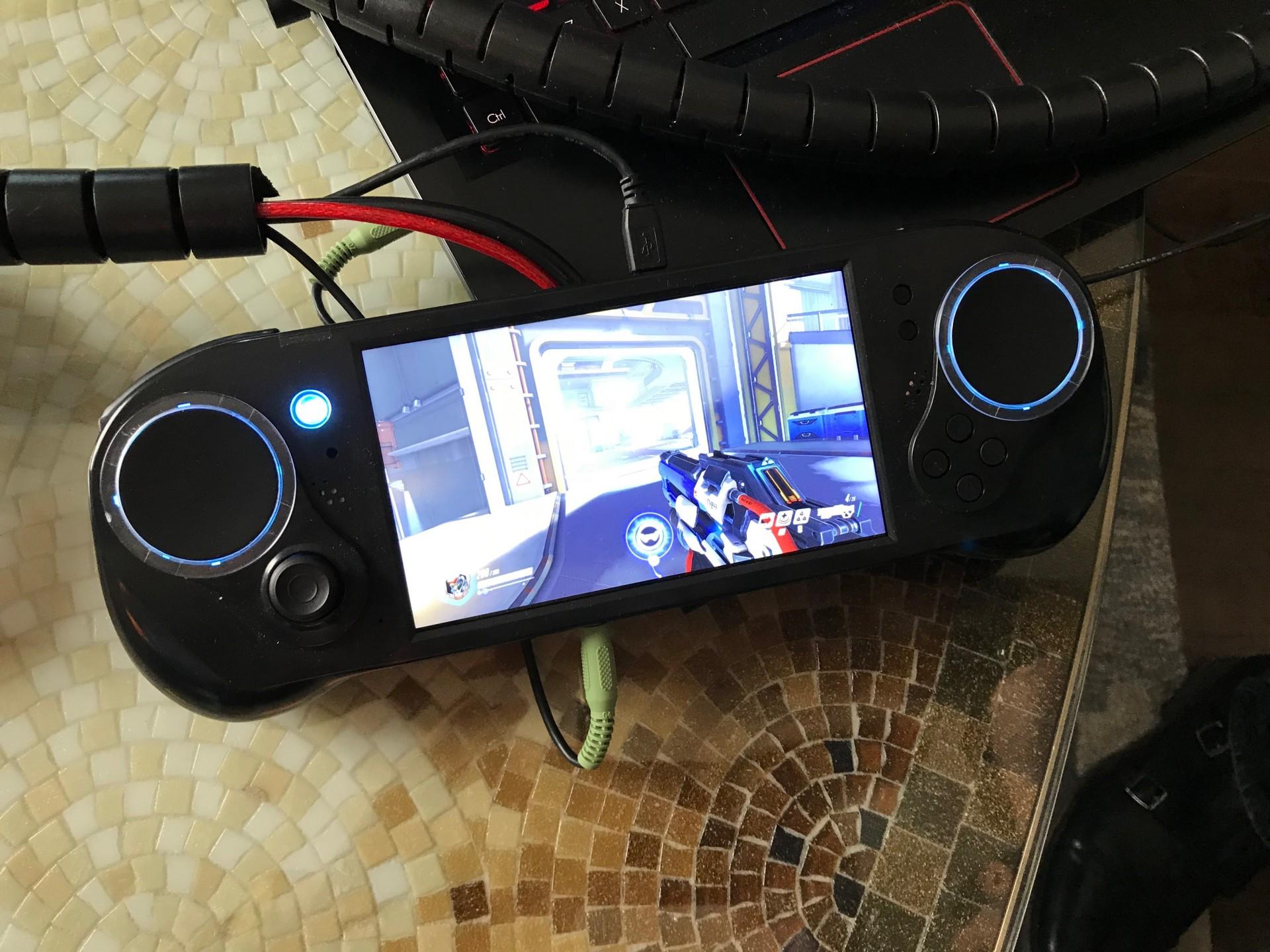 Smach Z ausprobiert: Neuer Blick auf das Handheld für PC-Spieler -