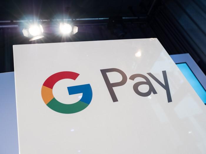 Google hat in Berlin den Deutschlandstart von Google Pay bekannt gegeben. (Bild: Martin Wolf/Golem.de)