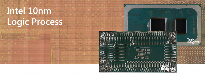 Cannon Lake U in 10 nm (Bild: Tech Insights)