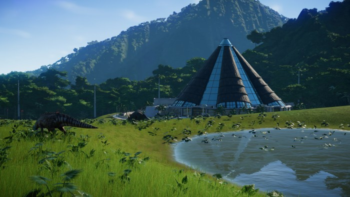 Jurassic World Evolution (Bild: Frontier Developments/Screenshot: Golem)