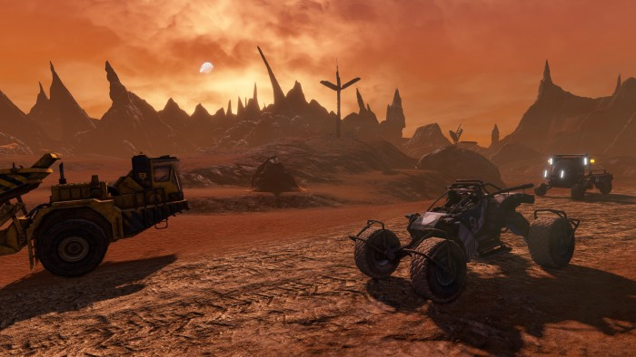 Red Faction Guerrilla - Re-Mars-tered (Bild: THQ Nordic)
