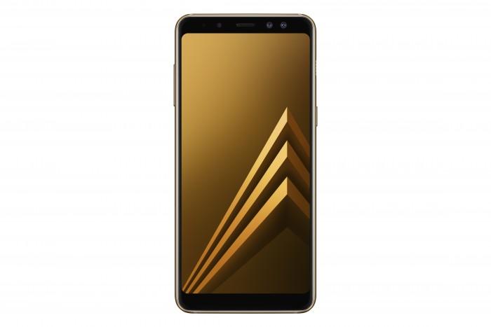 Das Galaxy A8 von Samsung (Bild: Samsung)