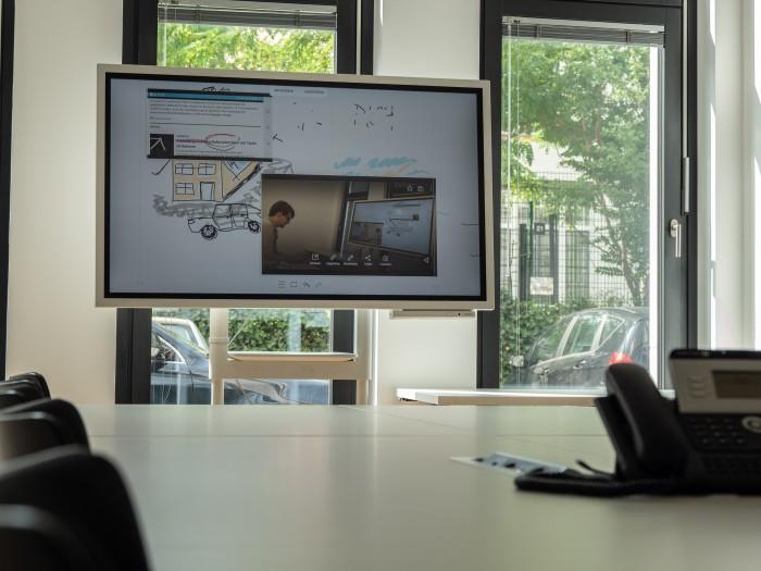 Samsung Flip (Bild: Christoph Böschow/Golem.de)