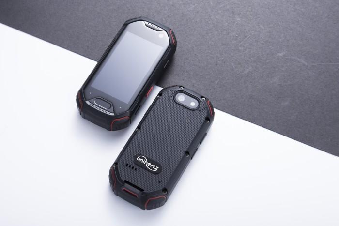 Das neue kleine Smartphone Atom (Bild: Unihertz)