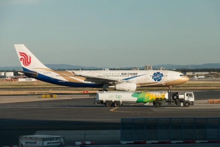 In der Luftfahrt gibt es derzeit keine Alternative zur Turbine. Synthetischer Kraftstoff ist CO2-neutral, ... (Foto: Werner Pluta/Golem.de)