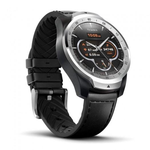 Ticwatch Pro (Bild: Mobvoi)