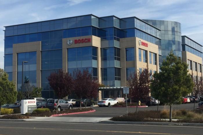 Bosch hat im April 2018 seinen neuen Forschungsstandort in Sunnyvalle eröffnet. (Bild: Bosch)