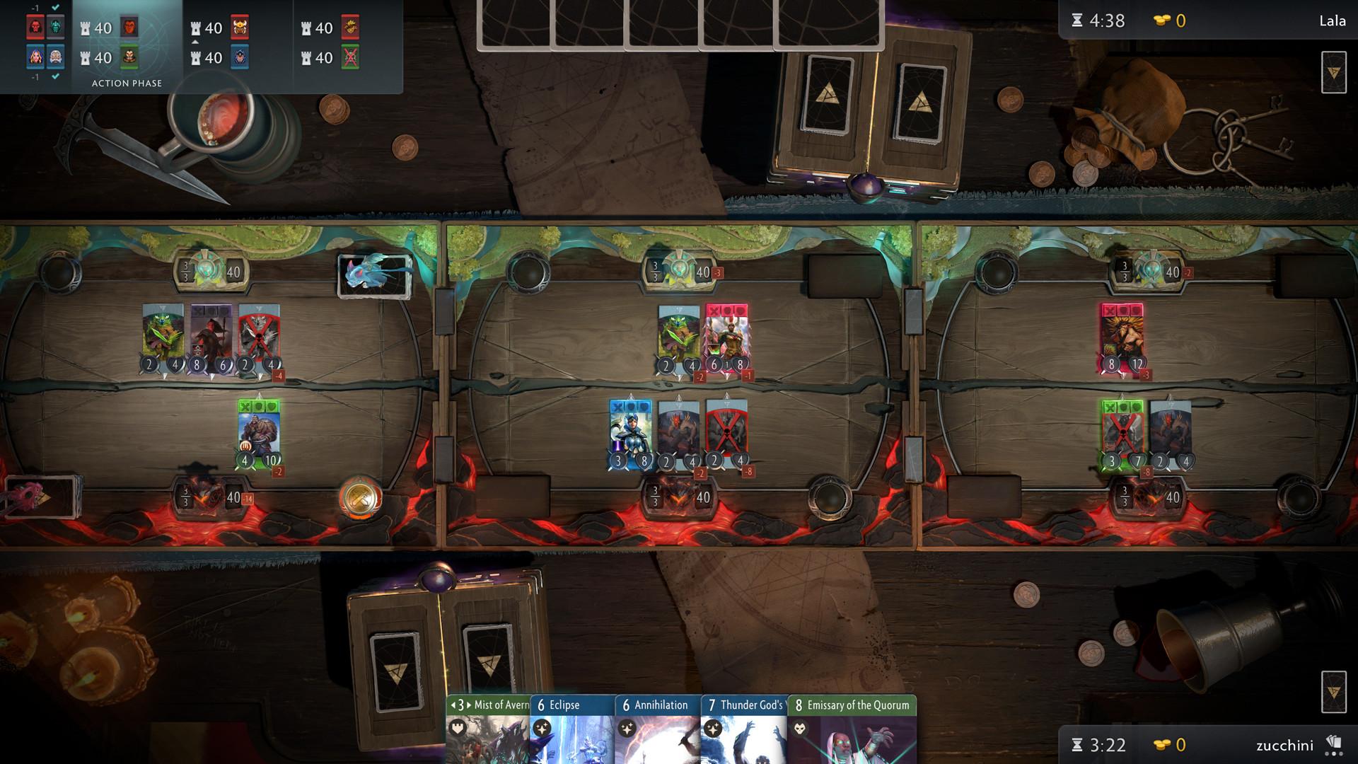 Artifact: Valve will 20 US-Dollar für sein Sammelkartenspiel - Artifact (Bild: Valve)