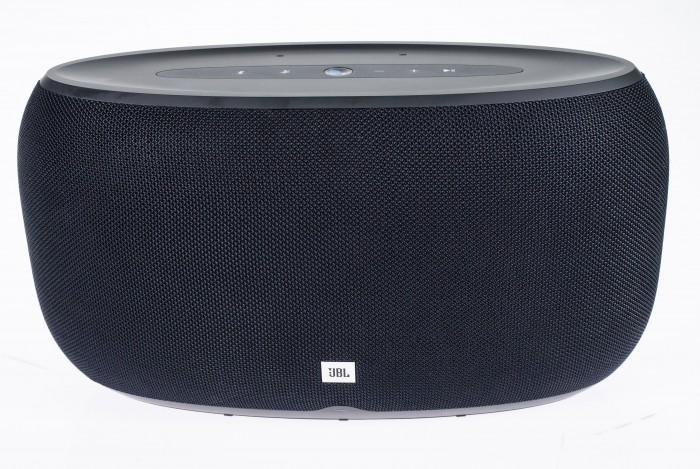 JBLs Link 500 ist derzeit die Klangreferenz bei kompakten smarten Lautsprechern. (Bild: Christoph Böschow/Golem.de)