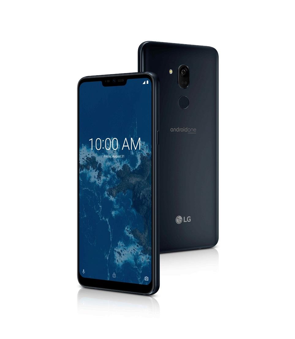 Android: LG bringt G7 mit Android One zur Ifa -
