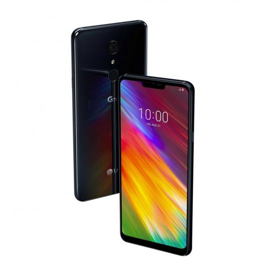 Das LG G7 One wird mit Android One ausgeliefert. (Bild: LG)