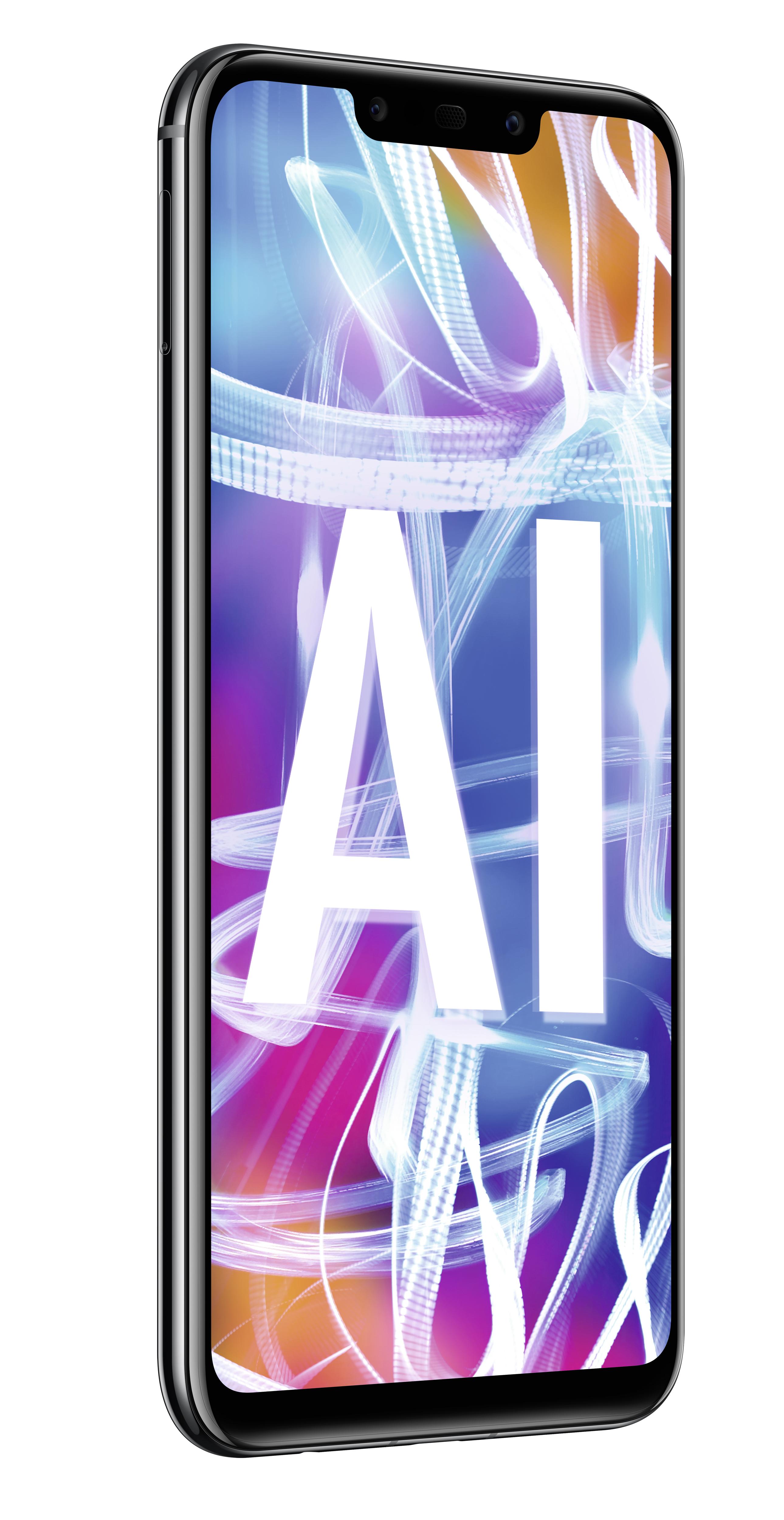 Android-Smartphone: Huawei Mate 20 Lite kostet 400 Euro - Das neue Mate 20 Lite von Huawei (Bild: Huawei)